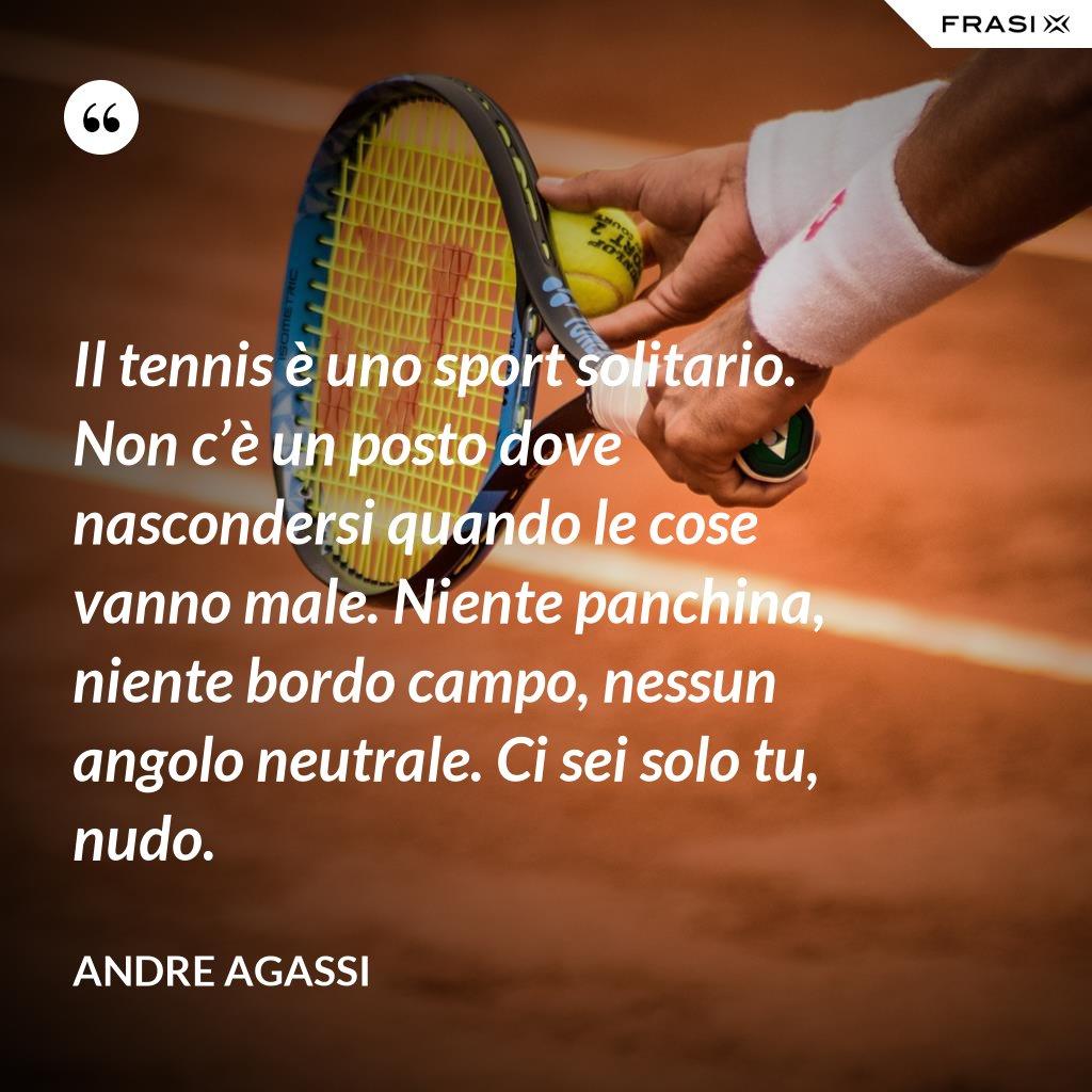 Le Frasi Sul Tennis Piu Belle E Celebri Da Pubblicare Sui Social